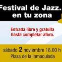 Jazz en Plaza de la Inmaculada