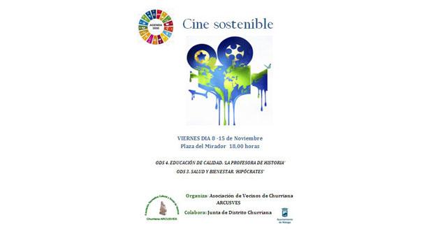 cine sostenible plaza mirador