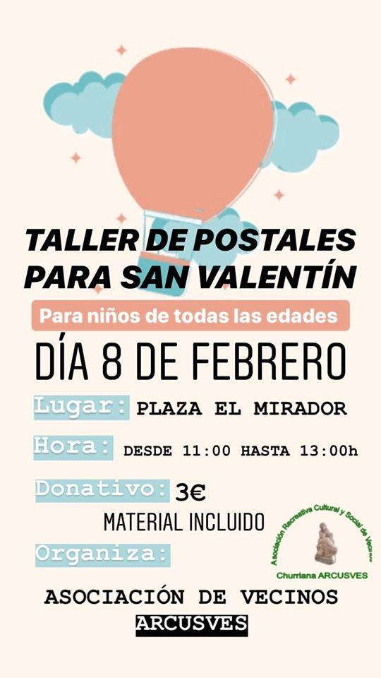 taller postales
