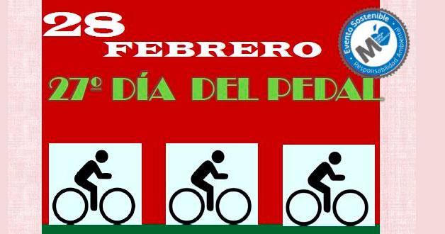 27 dia del pedal