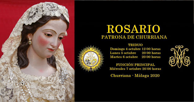 rosario patrona churriana