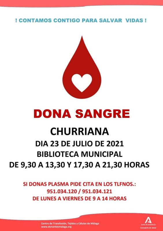 dona sangre churriana