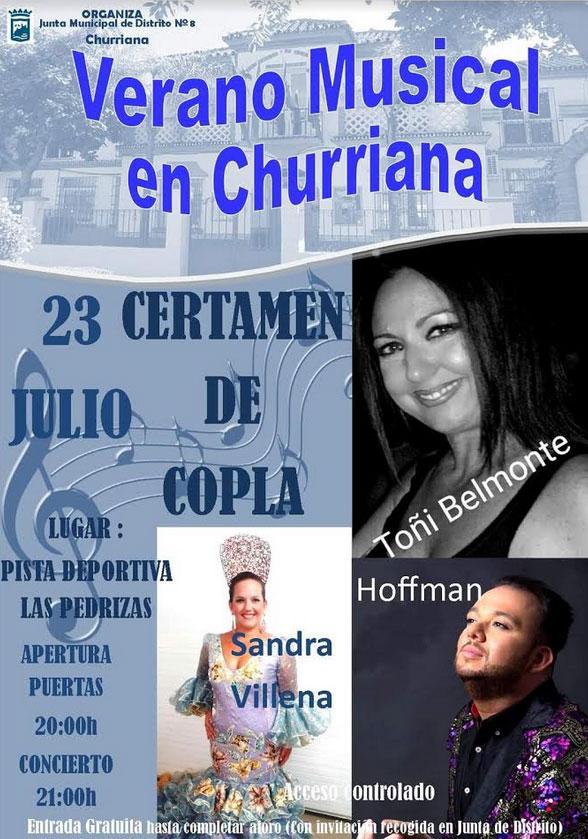 verano musical en churriana