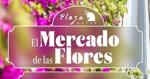 mercado de las flores plaza mayor